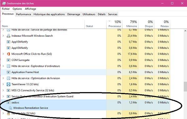 C'est quoi ce dossier c : programmes\ rempl dans Windows 10