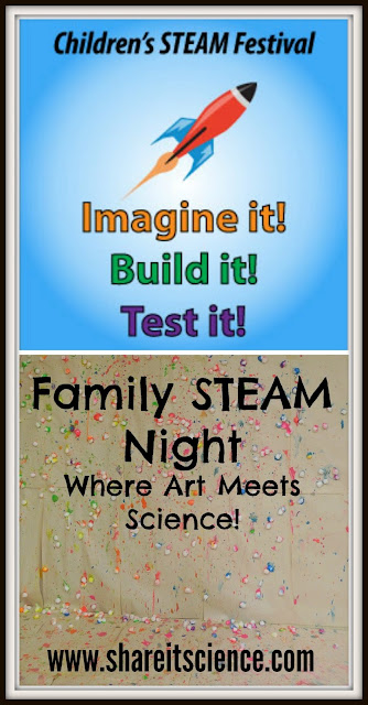 STEAM science activities