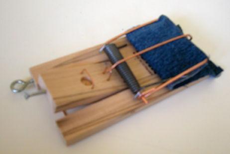 El rincon del airsofter como hacer una claymore airsoft - Como camuflar cables ...