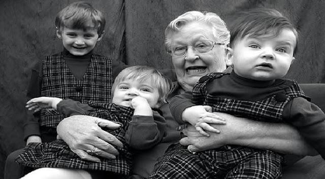 Cuando los abuelos tienen un nieto preferido le rompen el corazón al nieto no favorito