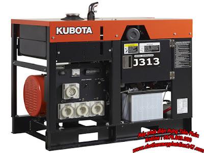 Máy phát điện Kubota 12.5kva J313