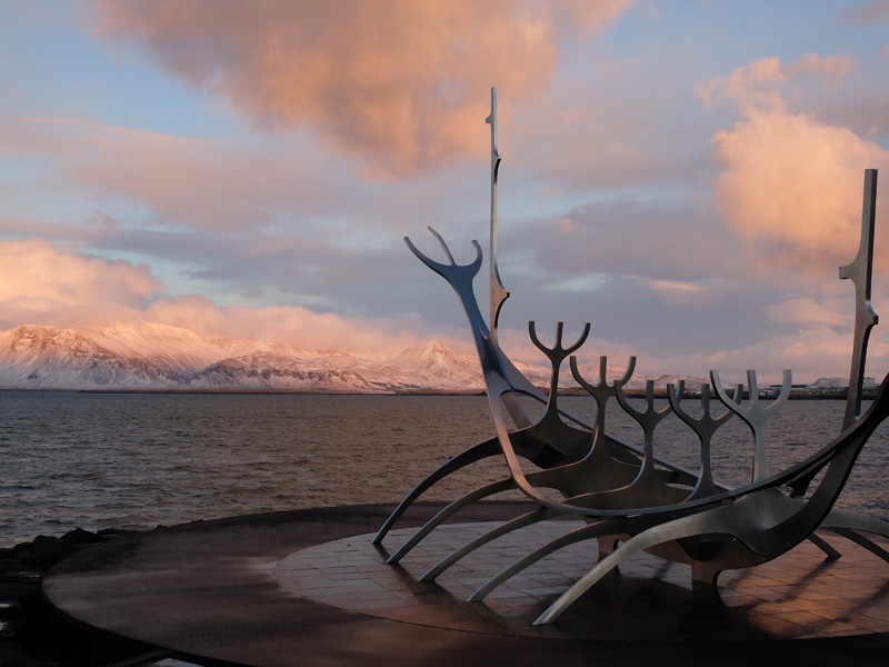 Iceland. Mostly Reykjavik.