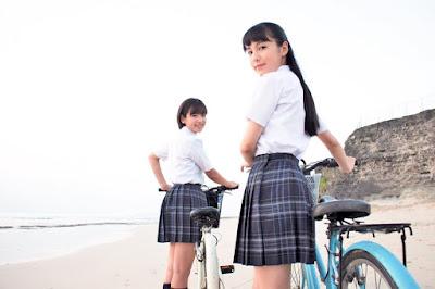 Yuki Sasou dan Haruka Nagawa