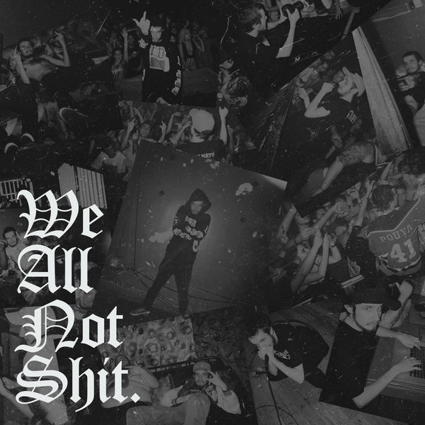 Pouya - We All Not S**t - Single Cover