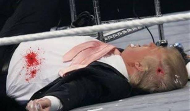 خبر عاجل موت دونالد ترامب 2018