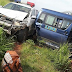 Accident involving another transport bus along Benin-Auchi Road (SEE PHOTOS)