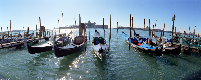 Horizon H202, Venise