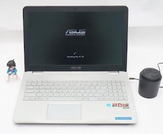 Laptop Spek Gaming Asus N551Z