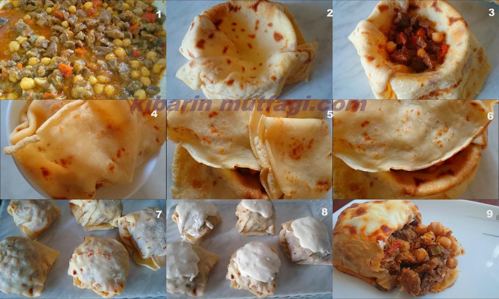 Tavuklu sultan kebabı nasıl yapılır