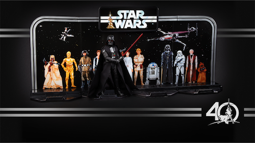 Feel the Force of nostalgia with Hasbro's Black Series
