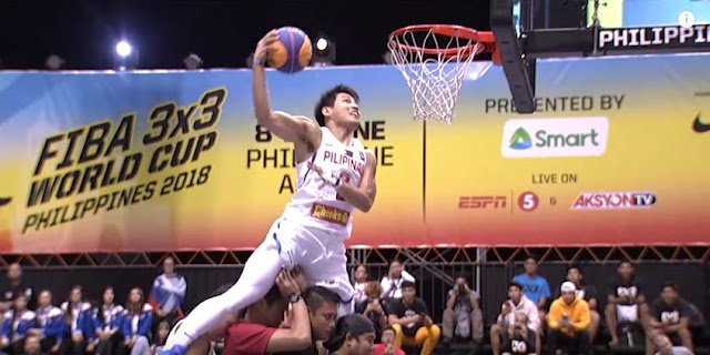 Video Playlist: Slam Dunk Contest FIBA 3X3 World Cup 2018 Philippines