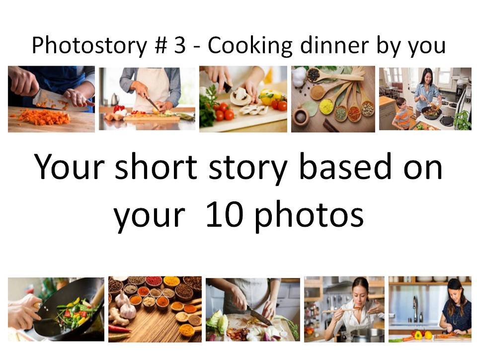 MCSM Photography: Wk#5: Photostory#1: Food + PPT #3 Photography