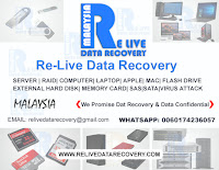 DATA RECOVERY SOLUTION MALAYSIA