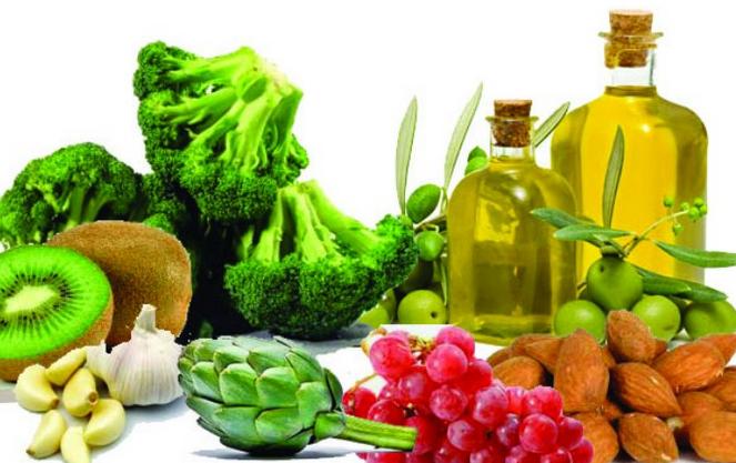 makanan-pencegah-penyakit-kelenjar-getah-bening