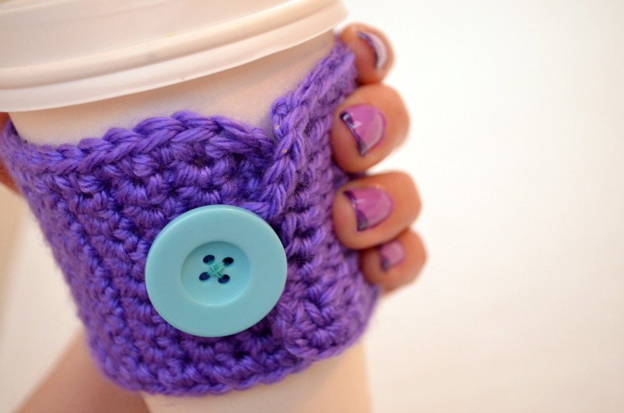 Crochet Coffee Cozy Amy Latta Creations