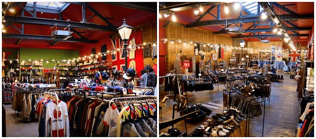 Mejores tiendas vintage de Londres