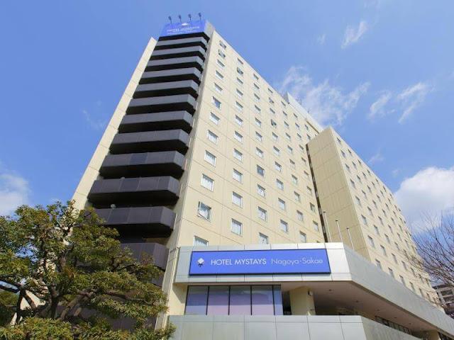 Hotel Mystays - 名古屋栄 Hotel MyStays Nagoya Sakae