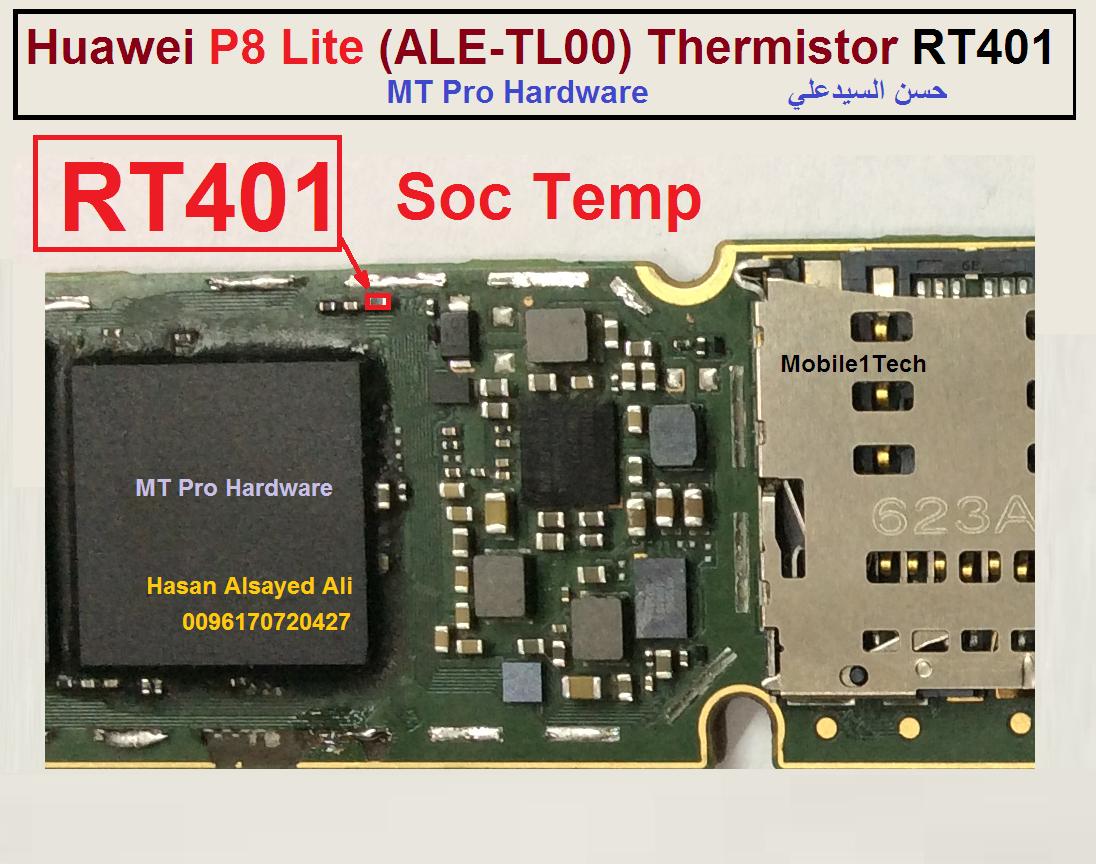 Huawei P8 Lite  Ale