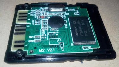MC PS2 Kualitas Rendah
