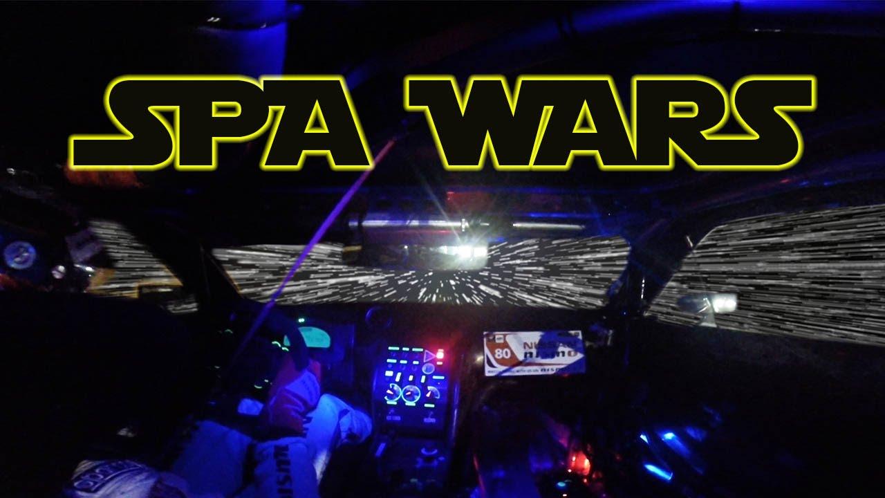 SPA wars SPA WARS: Το GT-R (Η Δύναμη) Ξυπνάει! GTR, Nismo, Nismo GT-R, Nissan, Nissan GT-R, Nissan GT-R NISMO GT3, Rally, videos