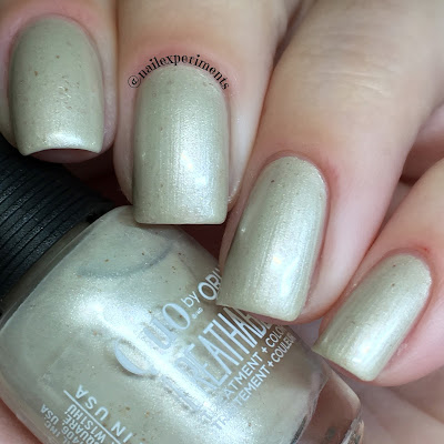orly heaven sent swatch