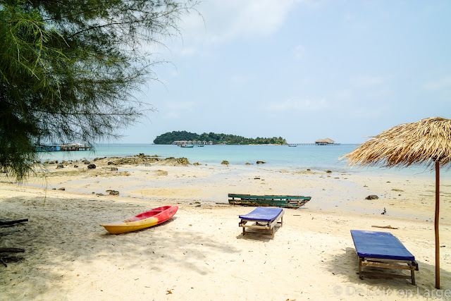 Palm Beach Resort - Koh Rong - Cambodge