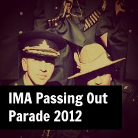 Indian military academy passing out parade 2012