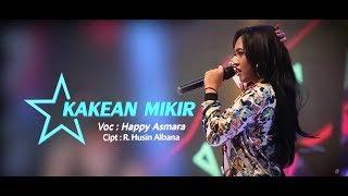 Lirik Lagu Kakean Mikir - Happy Asmara