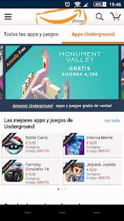 YoAndroideo.com: Amazon Underground, más apps totalmente gratuitas