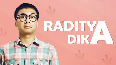 penghasilan raditya dika on youtube