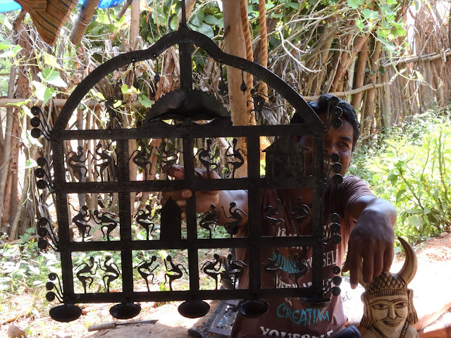 Chhattisgarh Bell Metal work