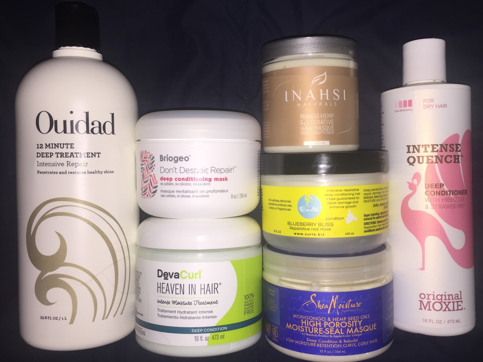 All About Deep Conditioning Treatments Diane Mary S