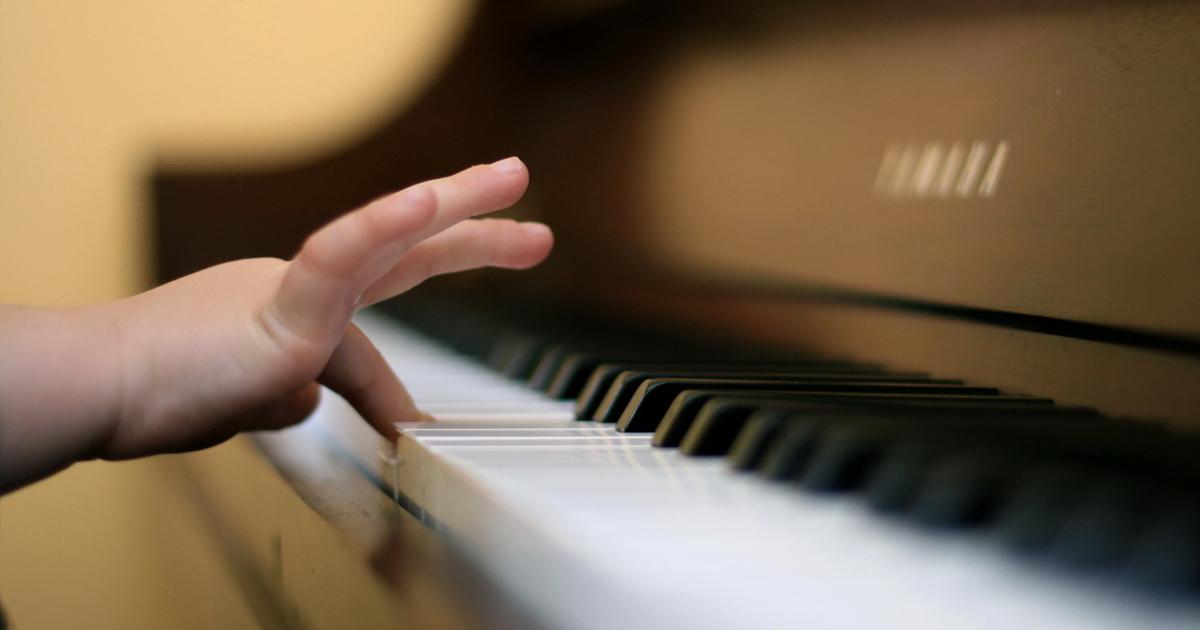 Dành cho người mới học piano