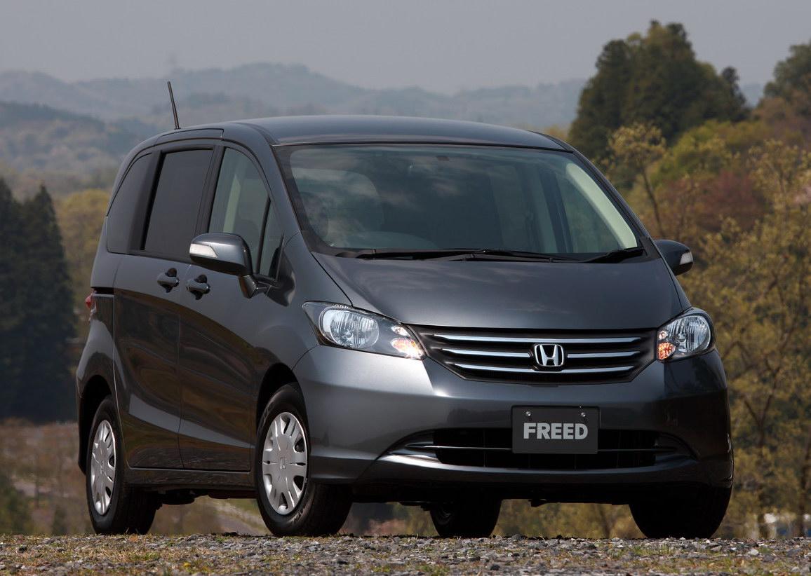 Honda Freed - Car Barn Sport