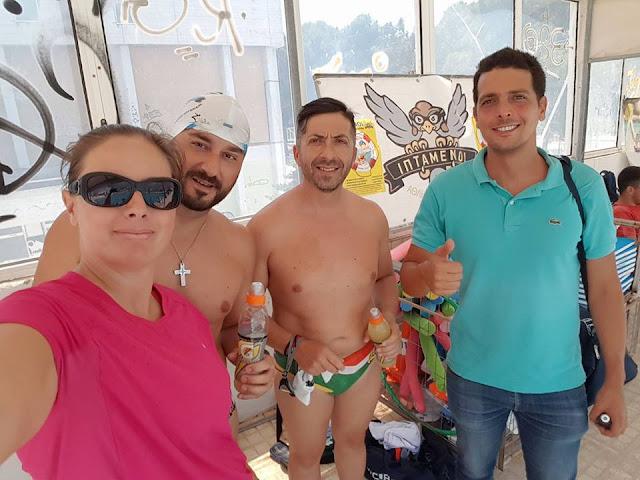 Οι Ιπτάμενοι Αργολίδας συμμετέχουν Πανευρωπαϊκό Πρωτάθλημα Κολύμβησης Master 2018