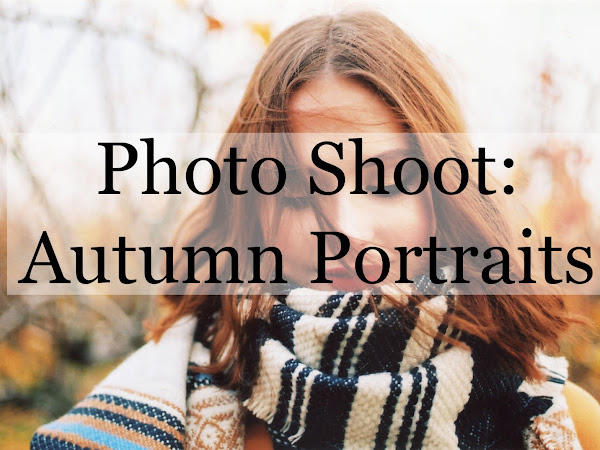 Photo Shoot: Autumn Portraits