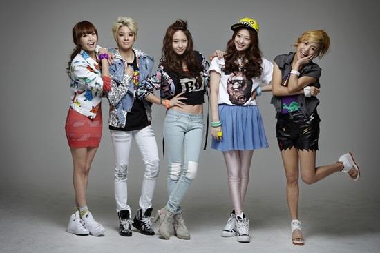 Last Fantasy: F(x) Members Profile F(x) Members