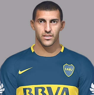 PES 2018 R. Abila ''Wanchope'' by Facemaker SeanFede