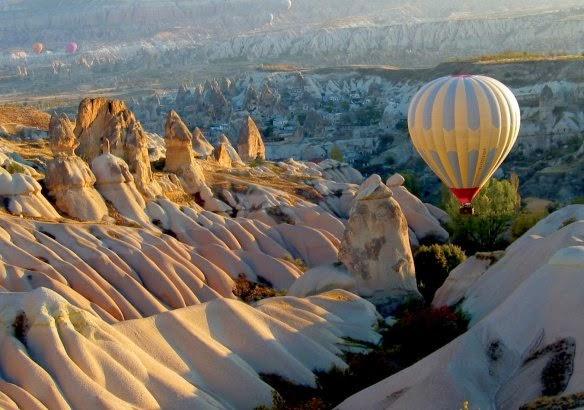 Tempat Wisata di Turki yang Memikat
