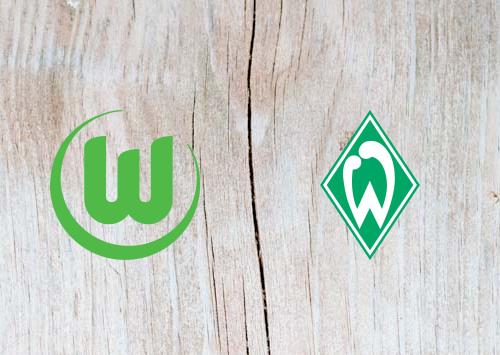 Wolfsburg vs Werder Bremen - Highlights 3 March 2019
