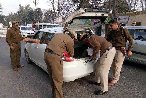 युवा गंभीरता से करें यातायात नियमों का पालन:  एस.पी.
