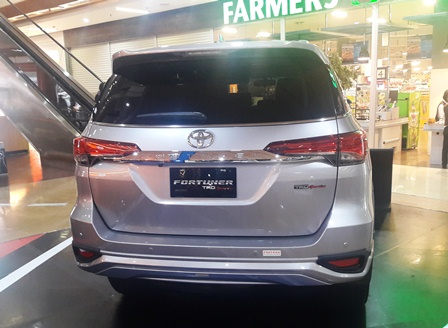 Kredit Toyota Fortuner Promo Terbaru 2018