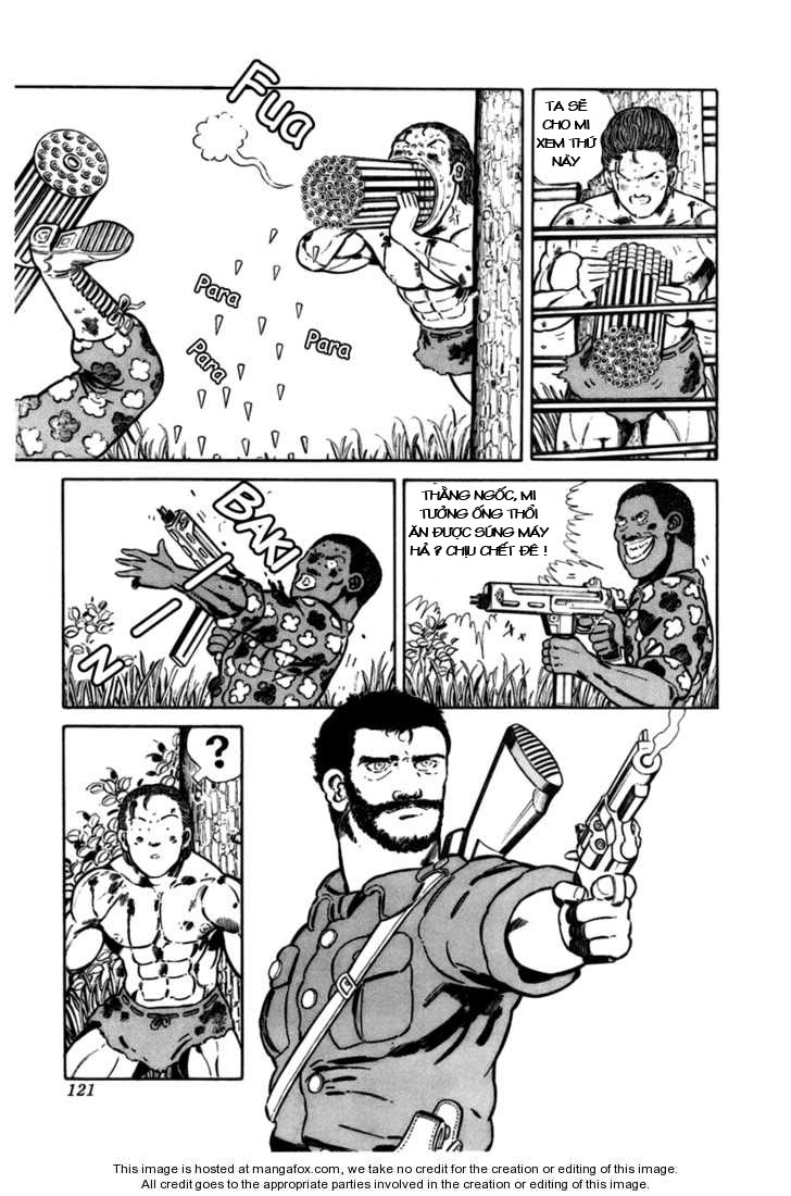 Chúa rừng Ta-chan chapter 16 trang 2