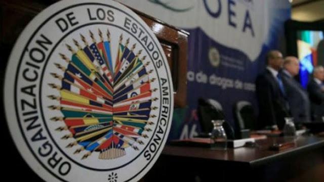 """Grupo de Lima y EEUU denuncian en OEA la """"farsa"""" de elecciones en Venezuela"""