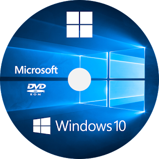 DVD WINDOWS 10 PT-BR COM CORTANA 32/64 BITS
