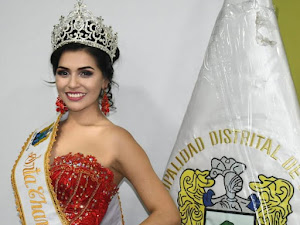 Señorita Chancay 2018