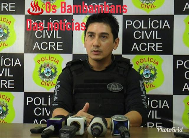 Menor de idade é acusado por cometer dois homicídios em Cruzeiro do Sul