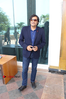 Ekta Kapoor Anurag Kashyap & Ramesh SippyAt at FICCI FRAMES 2017  0047.JPG