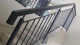 jasa pembuatan railing tangga minimalis surabaya, sidoarjo, dan sekitarnya