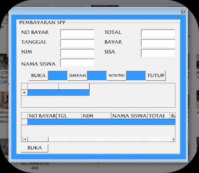 Download Gratis Aplikasi Pengelolahan Pembayaran SPP Sekolah Secara Otomatis Terbaru